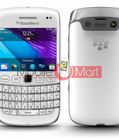 Mobile Phone Body Panel Housing For Blackberry Bold 5 9790  White