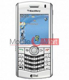 Mobile Phone Bodyfor Blackberry Pearl 8130  White