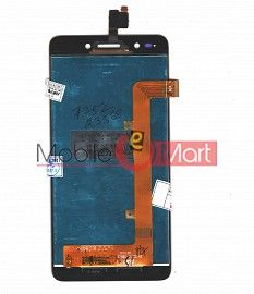 Lcd Display With Touch Screen Digitizer Panel For Lava Iris 870
