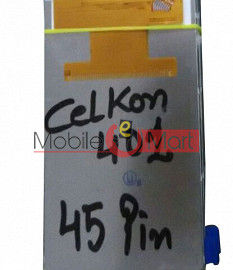 Lcd Display Screen For Celkon Campus Colt A401