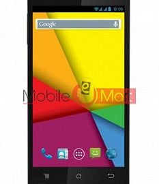 Lcd Display+Touch Screen Digitizer Panel For Karbonn Titanium S5 Ultra