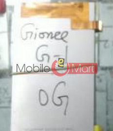 Gionee Gpad G1 Lcd display