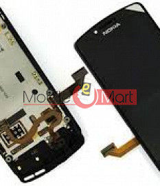 LCD Display+TouchScreen Digitizer For Nokia 700