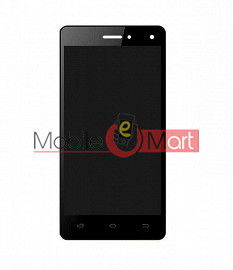 Lcd Display With Touch Screen Digitizer Panel For Spice Xlife 514Q