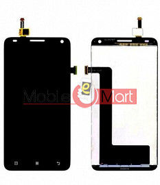 Lcd Display+Touch Screen Digitizer Panel For Lenovo S580
