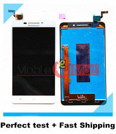 Lcd Display+Touch Screen Digitizer Panel For Lenovo A5000