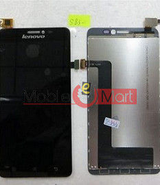 Lcd Display+Touch Screen Digitizer Panel For Lenovo S850