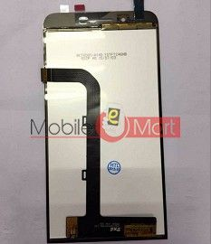 Lcd Display+Touch Screen Digitizer Panel For Asus Zenfone Go