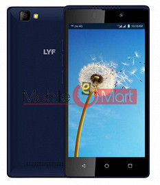 Lcd Display With Touch Screen Digitizer Panel For Lyf Wind 7i