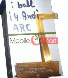 Lcd Display Screen Part For IBall Andi 4 ARC