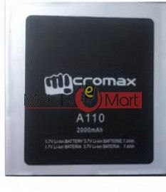 Micromax Battery Canvas 2 A110