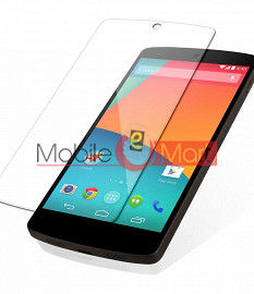 LG Google Nexus 5 Tempered Glass Scratch Gaurd Screen Protector Toughened Film