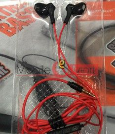 Stereo handsfree Earphone for MAK 23