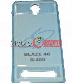 Fancy Mobile Back Cover For Blaze 4G Q-400