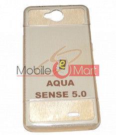 Fancy Mobile Back Cover For Aqua Sense 5.0