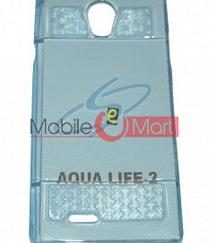 Fancy Mobile Back Cover For Aqua Life-2