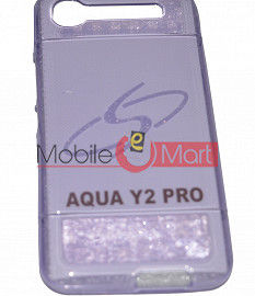 Fancy Mobile Back Cover For Aqua Y2 Pro
