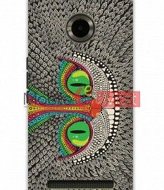 Fancy 3D Funky Billa Mobile Cover For Micromax Yuphoria