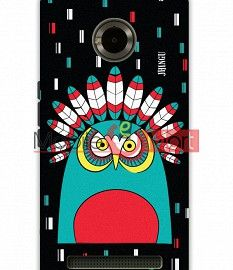 Fancy 3D Swag Anusaar Mobile Cover For Micromax Yuphoria