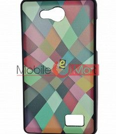 Fancy Mobile Back Cover For Lava Flair E-2