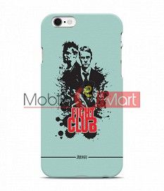 Fancy 3D Fight Club Mobile Cover For Apple Iphone 6 Plus