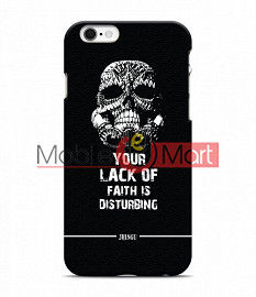 Fancy 3D Darth Vader Mobile Cover For Apple Iphone 6 Plus