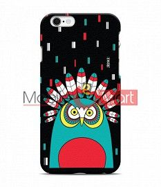 Fancy 3D African Owl Mobile Cover For Apple IPhone 6