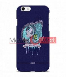 Fancy 3D Warrior Princess Mobile Cover For Apple IPhone 6