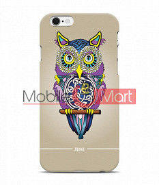 Fancy 3D Designer Owl Mobile Cover For Apple IPhone 6