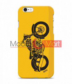 Fancy 3D Royal Enfield Mobile Cover For Apple IPhone 6
