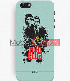 Fancy 3D Fight Club Mobile Cover For Apple IPhone 5C