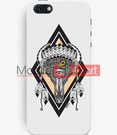Fancy 3D Buffalo Skull Mobile Cover For Apple IPhone 5C