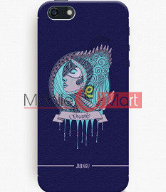 Fancy 3D Warrior Princess Mobile Cover For Apple IPhone 5C