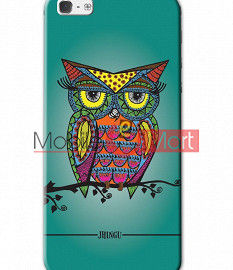 Fancy 3D Colorful Owl Mobile Cover For Apple IPhone 5 & IPhone 5s
