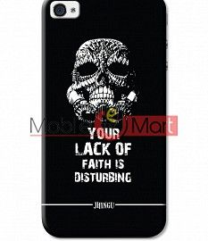 Fancy 3D Darth Vader Mobile Cover For Apple IPhone 4 & IPhone 4s