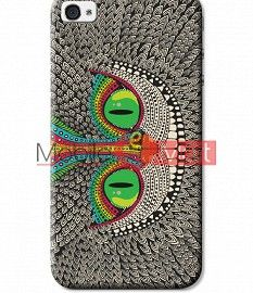 Fancy 3D Funky Billa Mobile Cover For Apple IPhone 4 & IPhone 4s