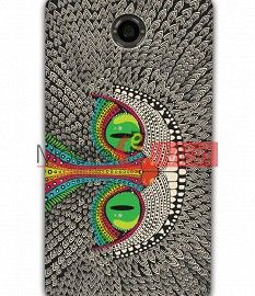 Fancy 3D Funky Billa Mobile Cover For Google Nexus 6