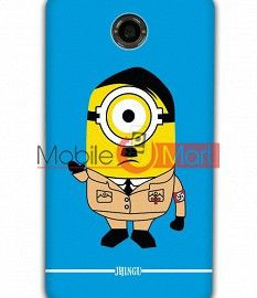 Fancy 3D Heilminion Mobile Cover For Google Nexus 6