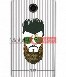 Fancy 3D Hipster Mobile Cover For Google Nexus 6