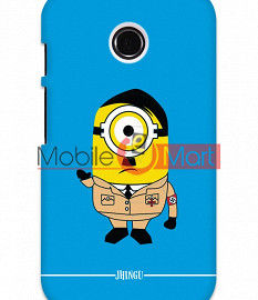 Fancy 3D Heilminion Mobile Cover For Motorola Moto E