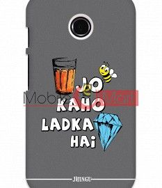 Fancy 3D Ladka Heera Hai Mobile Cover For Motorola Moto E