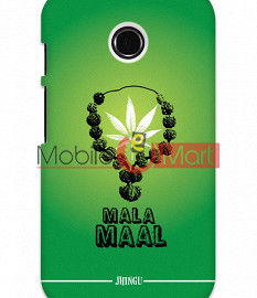 Fancy 3D Malamaal Mobile Cover For Motorola Moto E