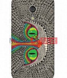 Fancy 3D Funky Billa Mobile Cover For Motorola Moto G