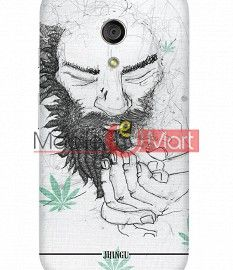 Fancy 3D Chillam Baba Mobile Cover For Motorola Moto G