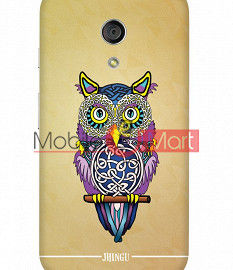 Fancy 3D Designer Owl Mobile Cover For Motorola Moto G