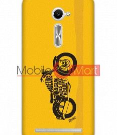 Fancy 3D Royal Enfield Mobile Cover For Asus Zenphone 2