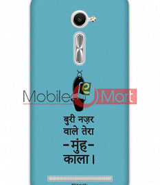 Fancy 3D Buri Nazar Mobile Cover For Asus Zenphone 2