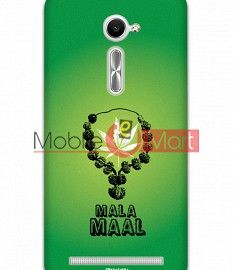 Fancy 3D Malamaal Mobile Cover For Asus Zenphone 2