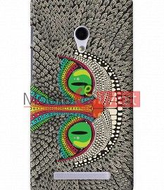 Fancy 3D Funky Billa Mobile Cover For Asus Zenphone 5