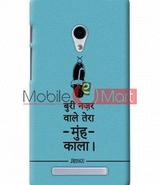 Fancy 3D Buri Nazar Mobile Cover For Asus Zenphone 5